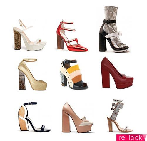 Какая обувь в моде летом 2013?
