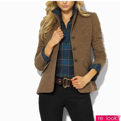 Как выбрать модный пиджак 2013