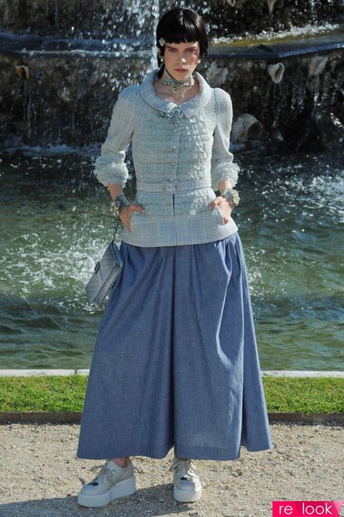 Мода весна-лето 2013: юбки-гибриды!