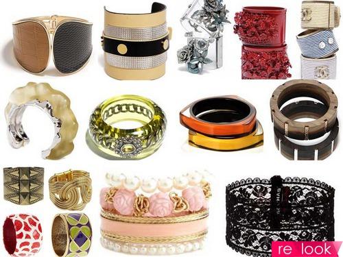 Бижутерия и аксессуары: что в моде летом 2013