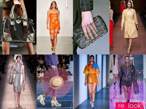 Пластик – модный и экологичный тренд