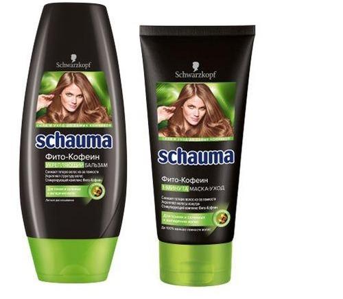 SCHAUMA ФИТО-КОФЕИН – лучшее от природы для роскошных волос