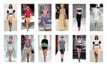 Модные женские футболки 2013
