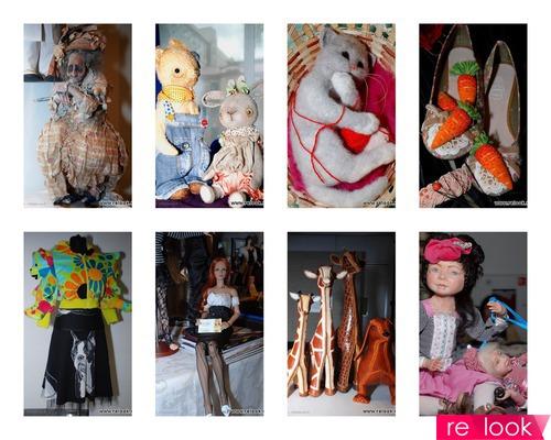 """Биеннале дизайнерских кукол и игрушек """"Куклая"""""""