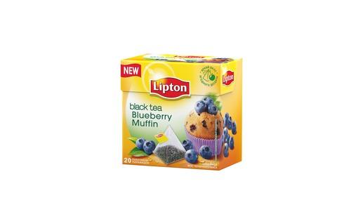 Сладкое лакомство в чашке чая: новый Lipton в пирамидках со вкусами ягодных десертов!