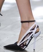 Мода весна-лето 2014: обувь