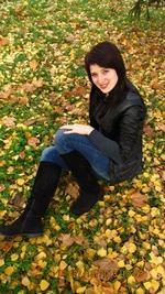 Любимая осень!