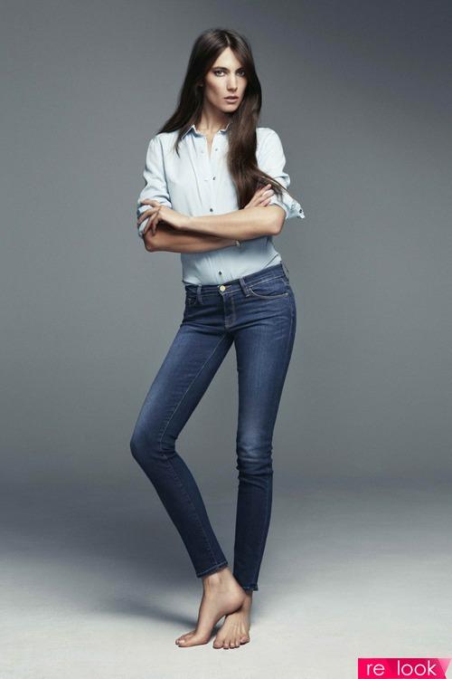 фото галереи женщин в джинсах и брюках - 8
