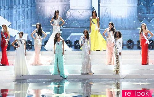Самые запоминающиеся вечерние наряды конкурса Мисс Вселенная 2013