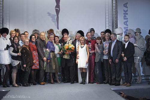 Премии Russian Fashion Award вручены на VI конкурсе «Мода России»
