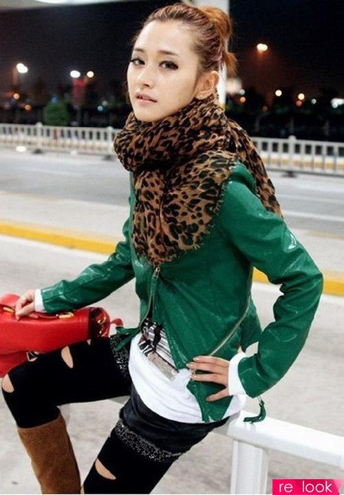 Мода осень-зима 2013-2014: шарфы