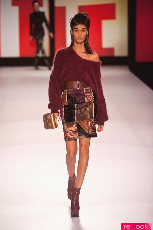 Мода осень-зима 2013-2014: мохер