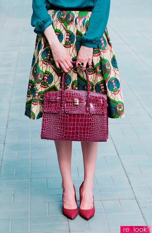 Модная блоггерша  из России - Катерина