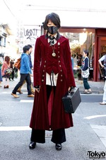 От Хараюку до Готической Лолиты: современные стили японской моды