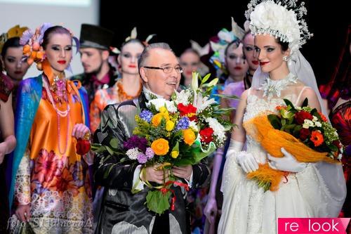Слава Зайцев Осень-зима 2014/15 Mercedes-Benz Fashion Week