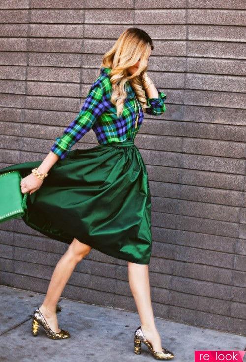 Модница Caitlin Lindquist