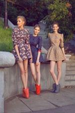 Skater dress: само воплощение женственности!