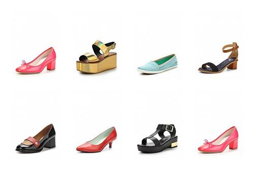 Модная женская обувь сезона весна-лето 2014  Модные детали - мода на ... 7997832c57a