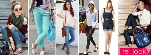 Идеальная пара  как и с чем носить мокасины  Модные детали - мода на ... 6ed320a7ab0