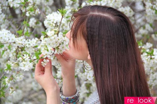 Когда цветут сады
