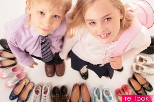 Внимание к деталям: выбираем правильную детскую обувь