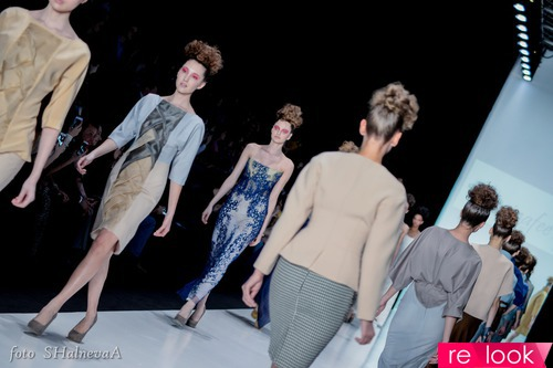 Katerinafee Осень-зима 2014/15 Mercedes-Benz Fashion Week