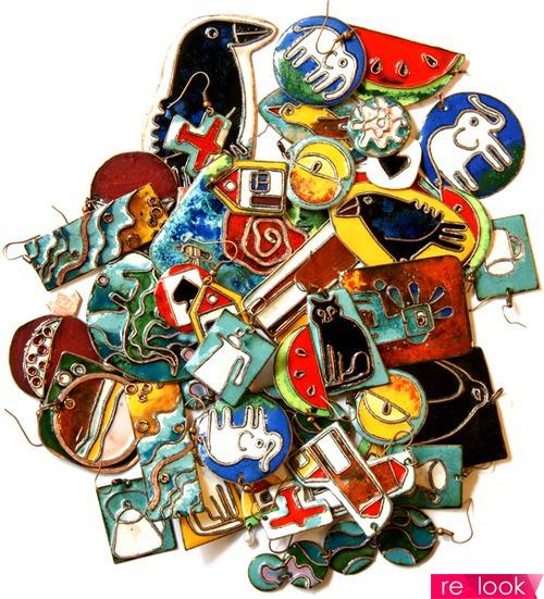 Эмалированные украшения: способы изготовления, бренды и образы