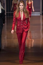 Тренд осенней моды - брючный костюм