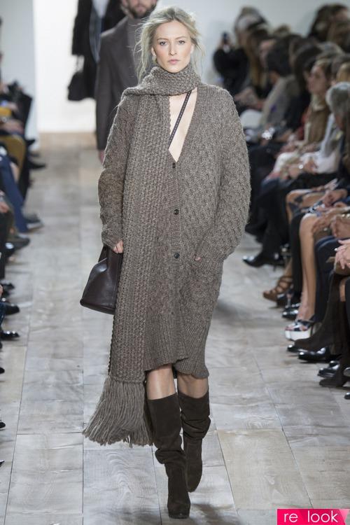 Уютная мода осень-зима 2014-2015: трикотаж