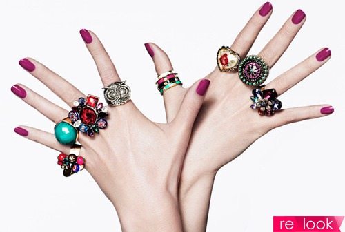Братство кольца: как правильно украсить женские пальчики