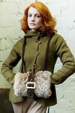 Модные меховые аксессуары зимы 2014-2015