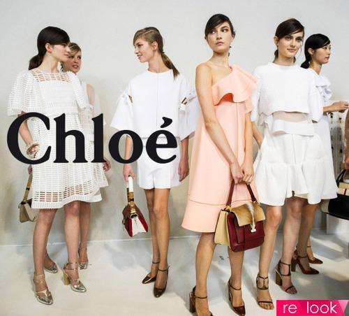 Из рук в руки, или история бренда Chloe