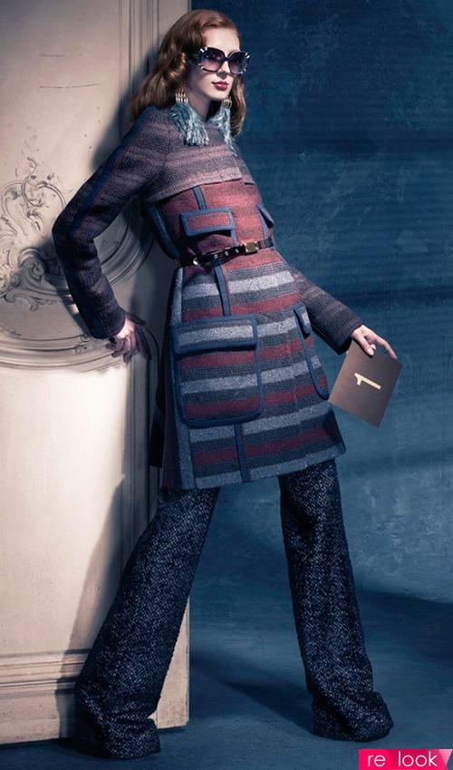 Модные пальто весны 2014