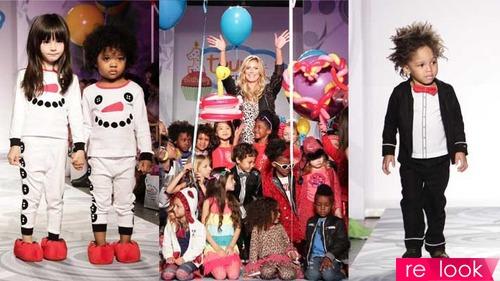 Детская мода весна-лето 2014 года