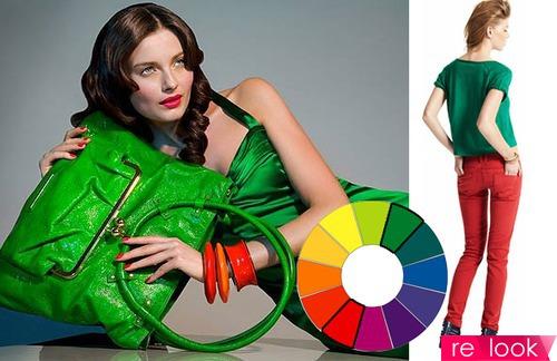 Цвет в одежде: ахроматику не предлагать!