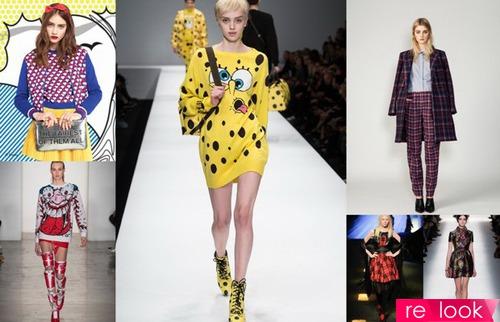 Палитра будущих холодов: модные принты осень-зима 2014-2015
