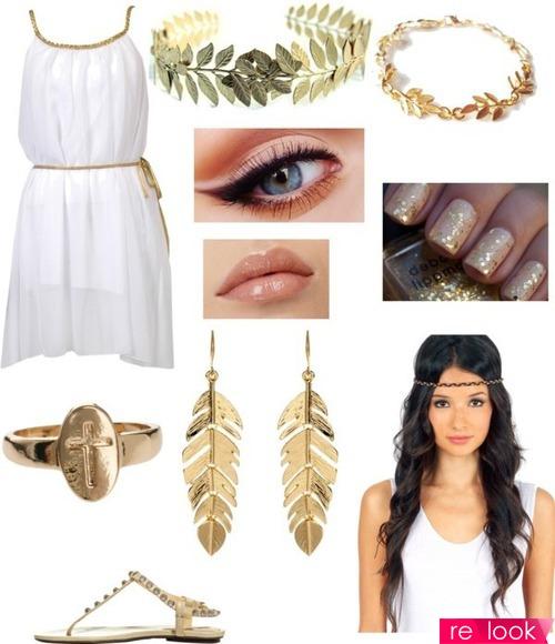 Очарование богини Олимпа