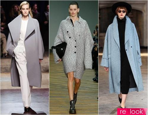 Горячие тенденции верхней одежды осень-зима 2014-2015