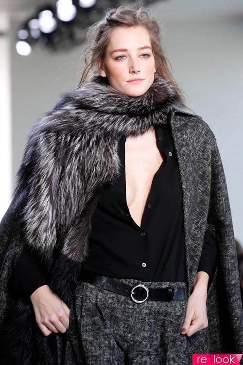 Модные шарфы - для тепла и красоты!