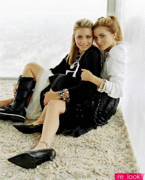 Две звезды: сестры-модницы