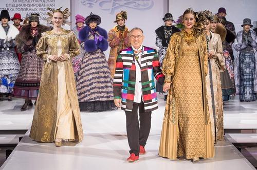 Вячеслав Зайцев откроет VIII конкурс «Мода России» показом коллекции «Экспромт»