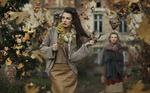Женщина и осень... Немного о аксессуарах осеннего сезона- 2014
