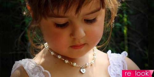 Как выбрать ювелирное украшение для ребенка?
