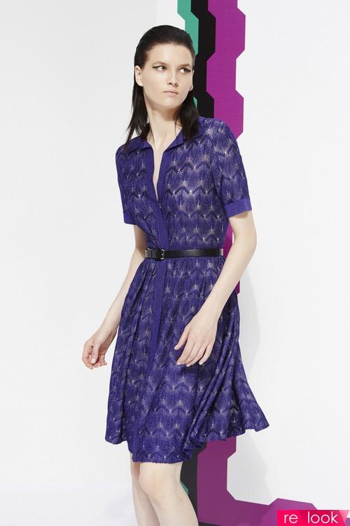 Переходящий тренд моды 2015: платье-рубашка
