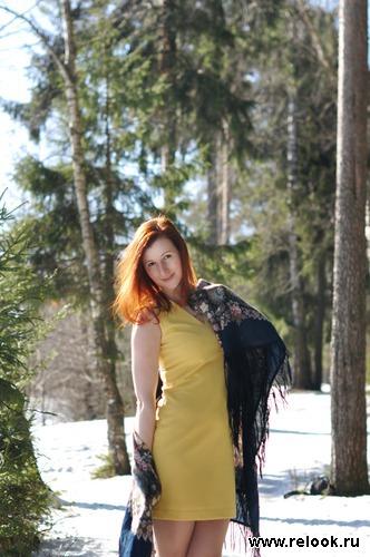 Новые шарфики - в дополнение к солнечному весеннему образу!
