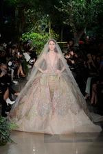 Парижский взгляд на свадебную моду весна-лето 2015