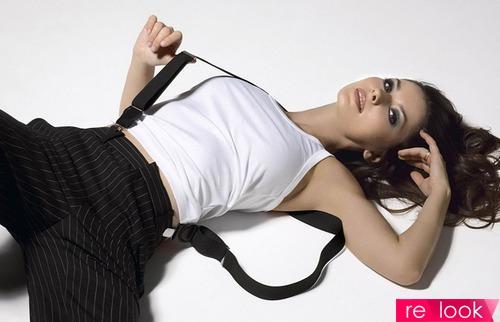 Тянем-потянем: как носить женские подтяжки
