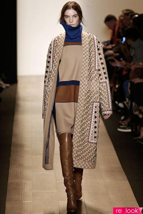 Мода осень-зима 2015-2016: пальто