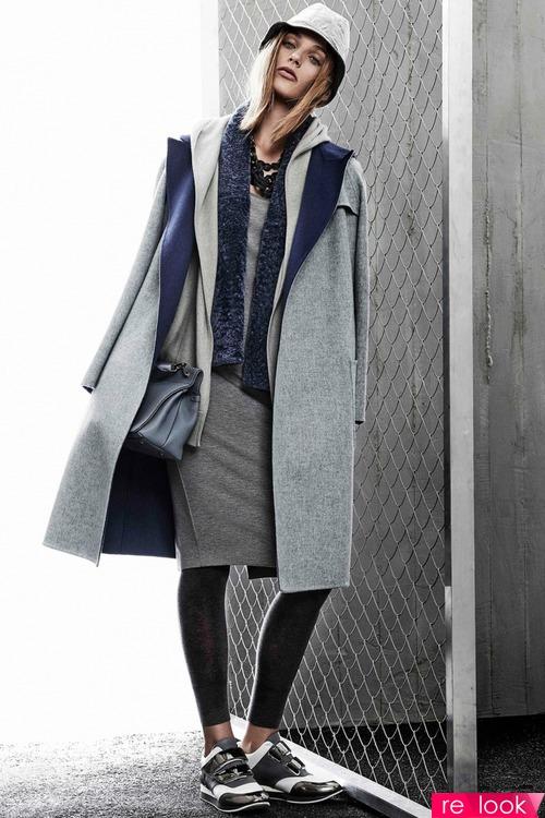 Модные пальто весны и лета 2015