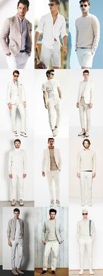 Сдержанность и игривость: мужская мода весна-лето 2015